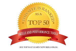 Top 50 Free Websites 2011 Skills And Performance Tools- Awards Badge