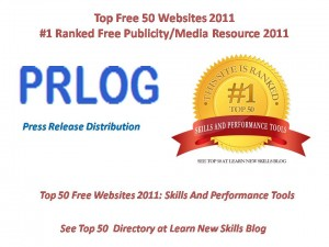 #1 Winner Ranked Free Publlicity Online 2011
