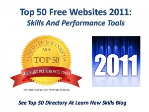 Top 50 Free Websites 2011 Skills And Tools